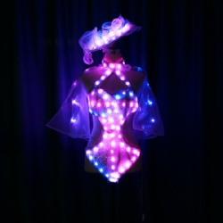 full color Sexy LED Skirt