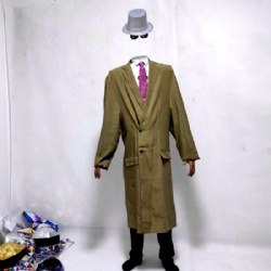 Invisible Man Performance Suits